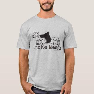 _moKe Fleisch-T - Shirt - besonders angefertigt