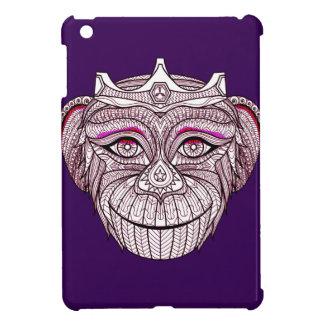 Mokeys Kopf 1 iPad Mini Hülle