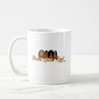 Mokka-Königinnen lasen Buch-Verein-Kaffee-Tasse Kaffeetasse