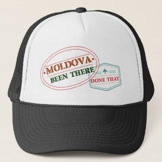 Moldau dort getan dem truckerkappe