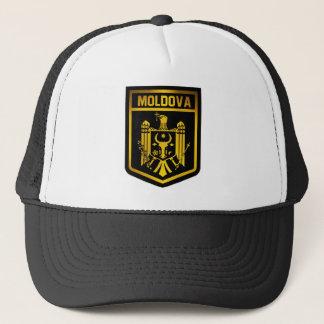 Moldau-Emblem Truckerkappe