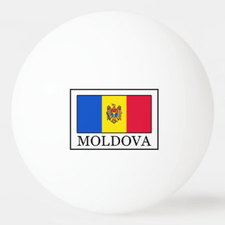 Moldau Tischtennis Ball