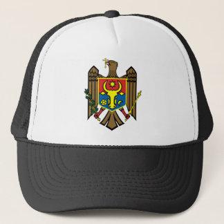 Moldau-Wappen Truckerkappe