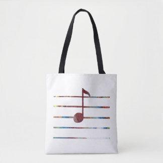 Molekunst Tasche