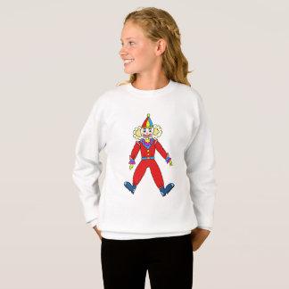 Moleton druckt Clown Sweatshirt