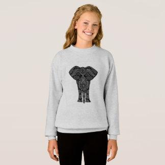 Moleton Infanto Elefant Sweatshirt