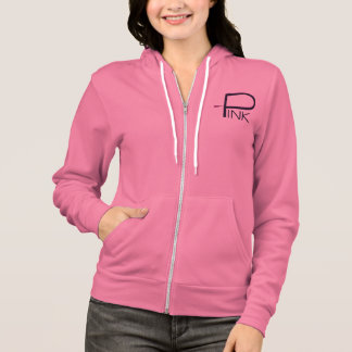 "Moleton ""Pink "" Hoodie"