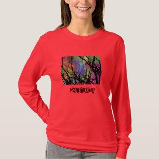moleton psychedelisch T-Shirt