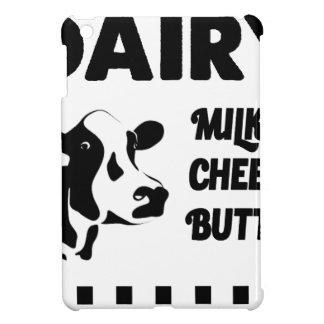 Molkerei frisch, Milchkäsebutter iPad Mini Hülle