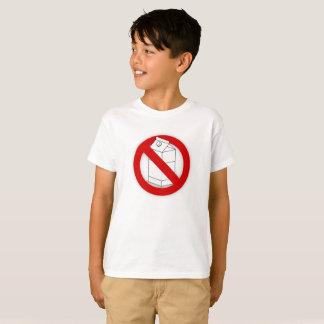 Molkereiallergie und T-Shirt