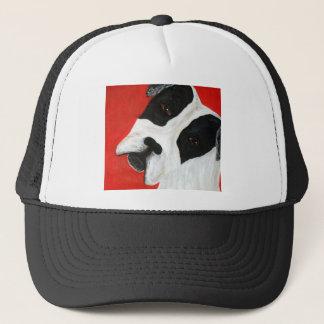 Molly-Hund Truckerkappe
