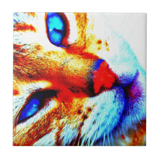 Molly-Katze Keramikfliese
