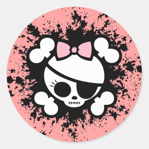 Molly platsch stickers