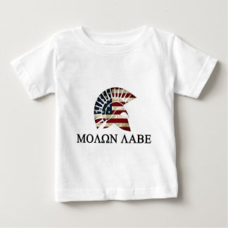 MOLON LABE BABY T-SHIRT