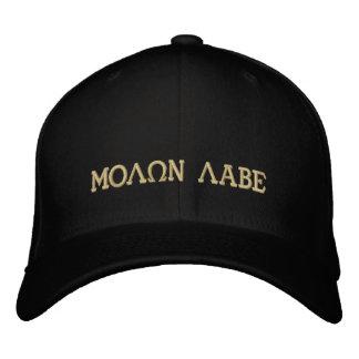 Molon Labe (gekommen und nehmen Sie sie) Bestickte Kappe