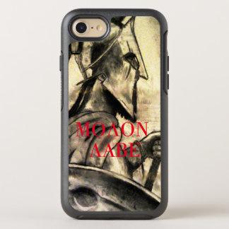 Molon Labe spartanischer Krieger OtterBox Symmetry iPhone 8/7 Hülle