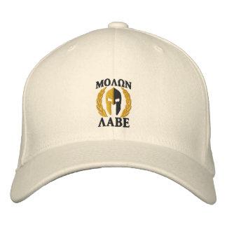 Molon Labe spartanisches Bestickte Kappe