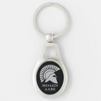 Molon Lave 01 Keychain Schlüsselanhänger