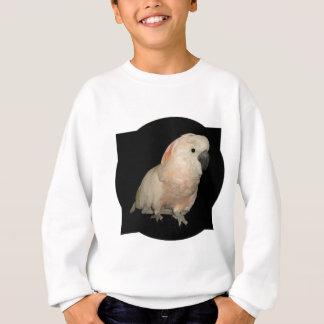 Moluccan Cockatoo-Papageien-Entwurf Sweatshirt