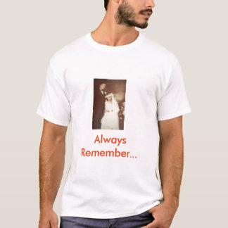 momdad1, erinnern immer sich… T-Shirt
