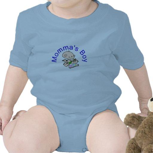 momma' s-Junge T-shirt