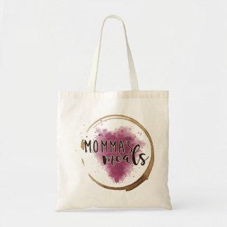 Mommas Mahlzeit-Lebensmittelgeschäft-Tasche Tragetasche