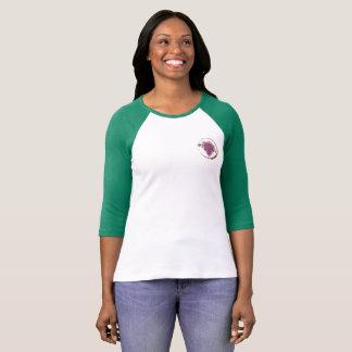 Mommas Mahlzeiten 3/4 Längen-Hülse - multi T-Shirt