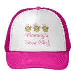 Mommys Sous Kochs-Geschenk Baseballmützen