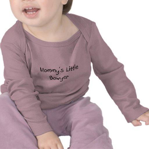 Mommys wenig Bowyer Hemd