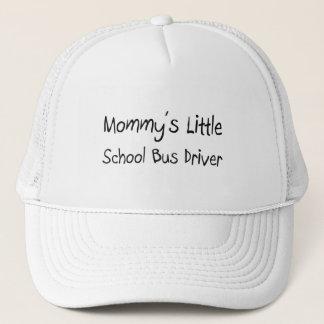 Mommys wenig Schulbus-Fahrer Truckerkappe