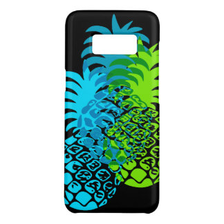 Momona Ananas-hawaiisches tropisches aquamarines Case-Mate Samsung Galaxy S8 Hülle