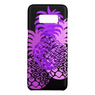 Momona Ananas-hawaiisches tropisches Lila Case-Mate Samsung Galaxy S8 Hülle
