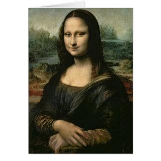 Mona Lisa, c.1503-6 Karte