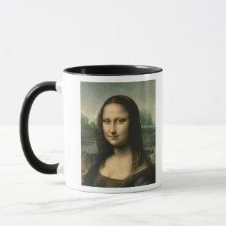 Mona Lisa, c.1503-6 Tasse