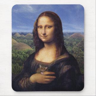 Mona Lisa de Bohol Mauspad