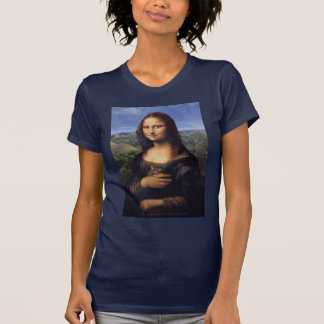 Mona Lisa de Bohol T-Shirt