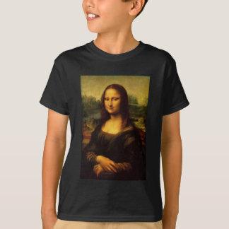 Mona Lisa durch Leonardo da Vinci T-Shirt