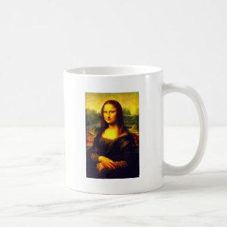 Mona Lisa Geschenk Kaffeetasse