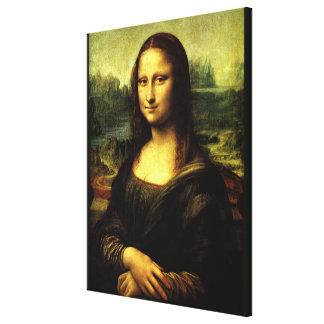 Mona Lisa, Kunstmalerei Leinwanddruck