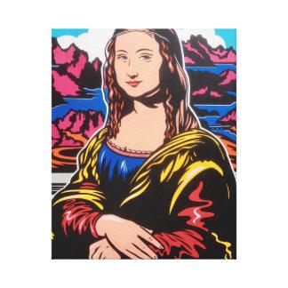 Mona Lisa Leinwanddruck
