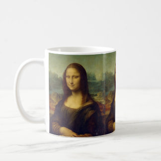 Mona Lisa - Leonardo da Vinci Kaffeetasse