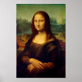 Mona Lisa | Leonardo da Vinci Poster