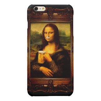 Mona Lisa - Mona Lisa Bier - lustiges Mona