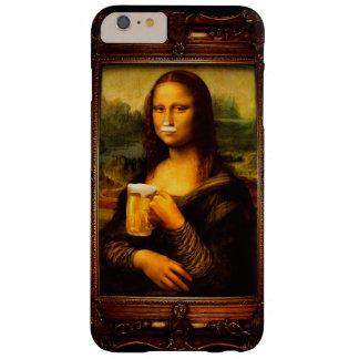 Mona Lisa - Mona Lisa Bier - lustiges Mona Barely There iPhone 6 Plus Hülle