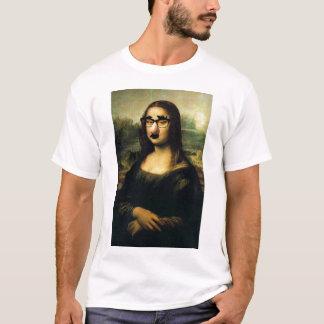 Mona Lisa Verkleidung T-Shirt