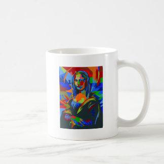 Mona Lisa Wpap Kaffeetasse
