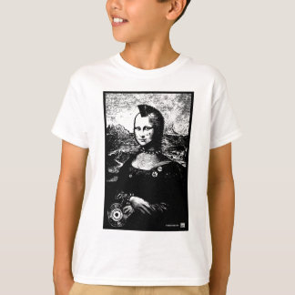 Mona-Mohikaner-Kinder T-Shirt