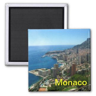 Monaco-Magnet Kühlschrankmagnete