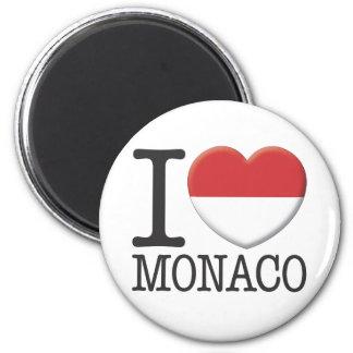Monaco Runder Magnet 5,1 Cm