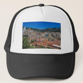 Monaco-Skyline Truckerkappe